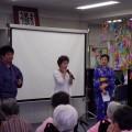 七夕イベントが行われました。