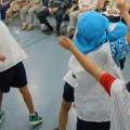 南大冠幼稚園の園児たちが来てくれました!